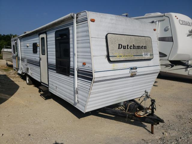 Salvage trucks for sale at Columbia, MO auction: 1995 Dhmn 29