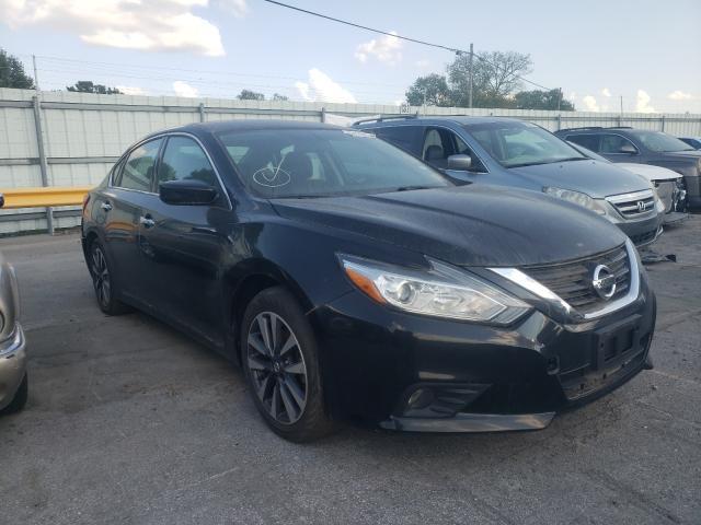Vehiculos salvage en venta de Copart Lebanon, TN: 2017 Nissan Altima 2.5
