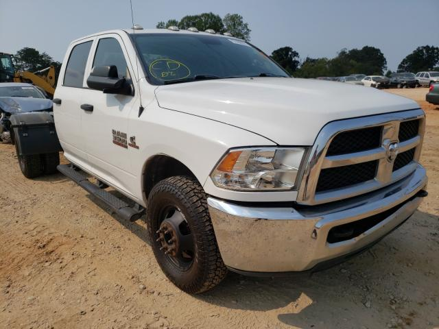 Salvage cars for sale from Copart China Grove, NC: 2018 Dodge RAM 3500 ST