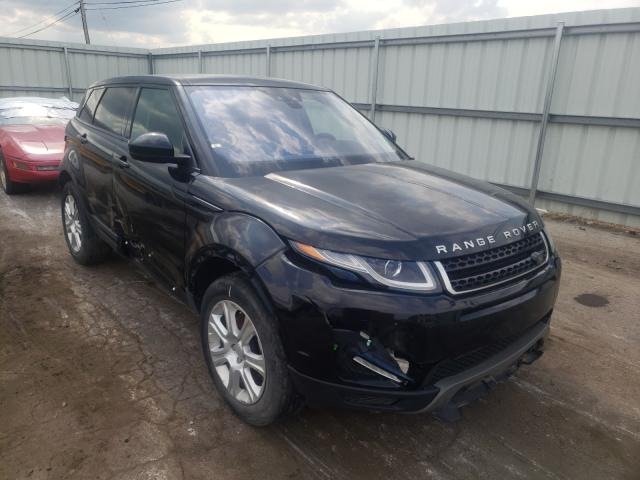 Salvage cars for sale from Copart Dyer, IN: 2018 Land Rover Range Rover