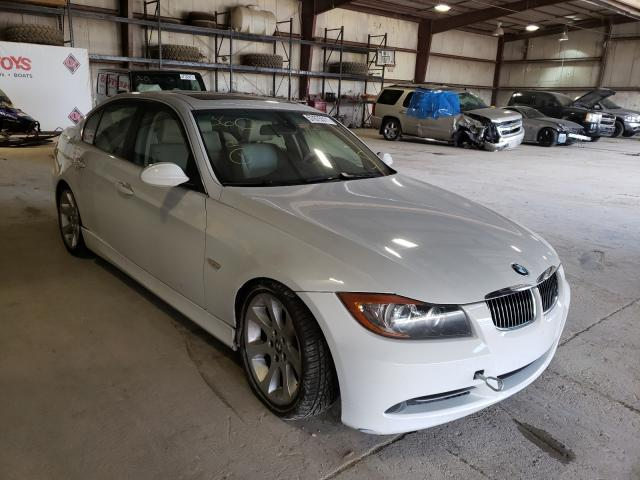 BMW salvage cars for sale: 2006 BMW 330 I