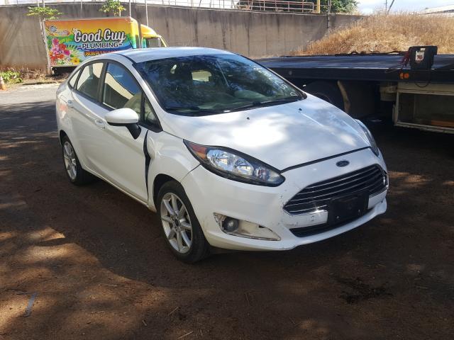 Vehiculos salvage en venta de Copart Kapolei, HI: 2019 Ford Fiesta SE