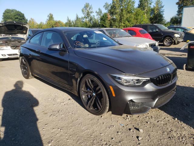 2020 BMW M4 WBS4Y9C0XLFH89197