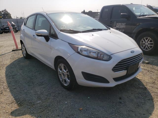 Salvage cars for sale from Copart Antelope, CA: 2014 Ford Fiesta SE