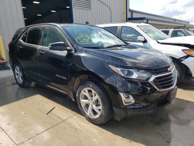 Salvage cars for sale from Copart Alorton, IL: 2018 Chevrolet Equinox LT