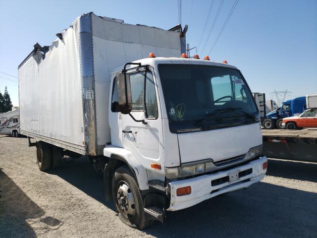 Nissan Diesel UD2600 salvage cars for sale: 2004 Nissan Diesel UD2600