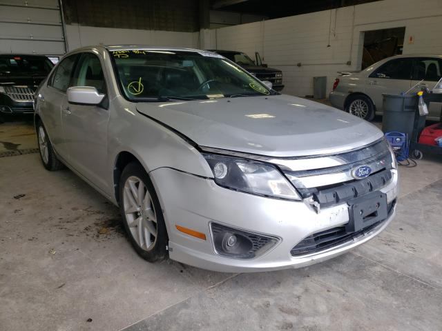 Salvage cars for sale from Copart Blaine, MN: 2011 Ford Fusion SEL