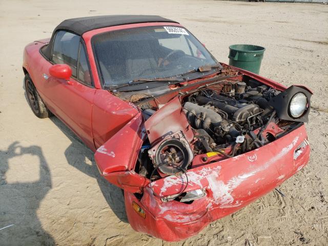 Mazda Miata salvage cars for sale: 1991 Mazda Miata