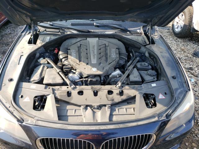 2012 BMW 750 LXI