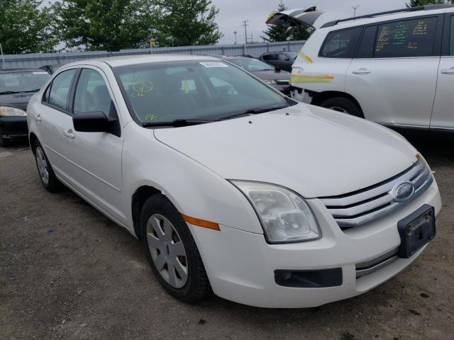 Salvage cars for sale from Copart Bowmanville, ON: 2008 Ford Fusion SE