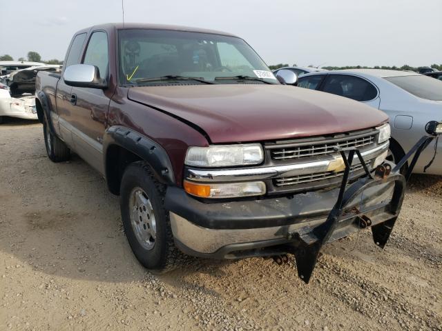 Vehiculos salvage en venta de Copart Elgin, IL: 2002 Chevrolet Silverado