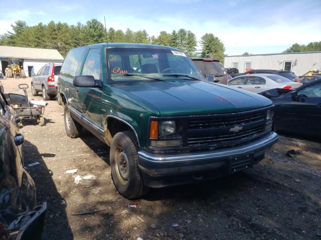 Salvage cars for sale from Copart Lyman, ME: 1999 Chevrolet Tahoe K150