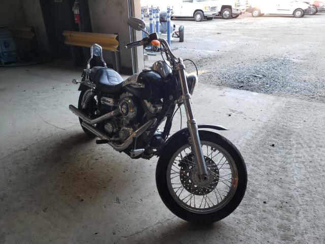Salvage motorcycles for sale at Graham, WA auction: 2008 Harley-Davidson Fxdc Dayto
