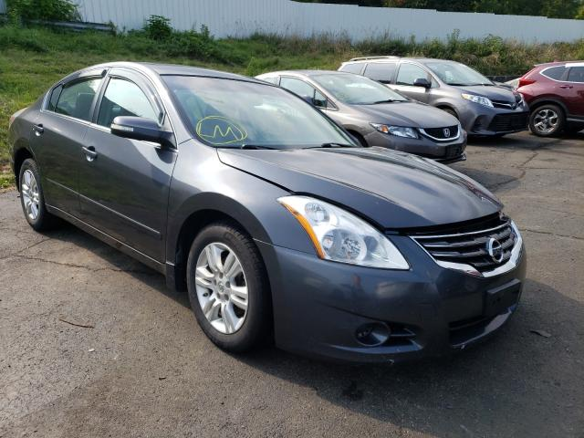 Salvage cars for sale from Copart Albany, NY: 2012 Nissan Altima Base