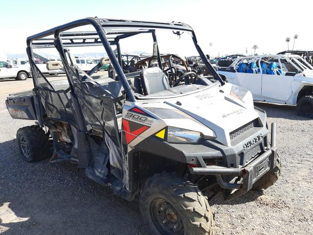 Salvage cars for sale from Copart Phoenix, AZ: 2019 Polaris Ranger CRE