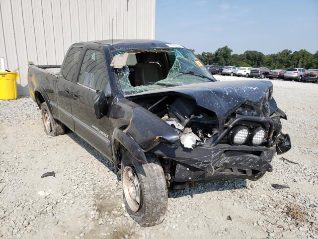 Salvage cars for sale from Copart Byron, GA: 2001 Toyota Tundra ACC