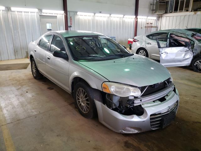 Salvage cars for sale from Copart Longview, TX: 2006 Chrysler Sebring TO