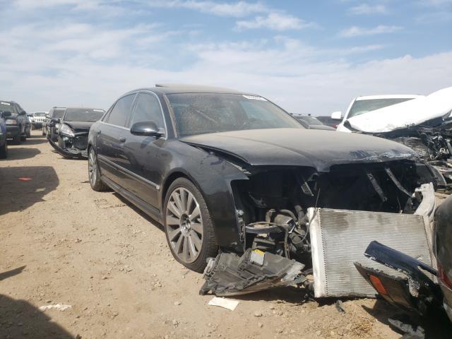 Audi salvage cars for sale: 2004 Audi A8 L Quattro