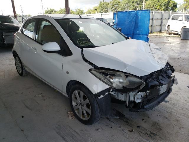 Mazda 2 salvage cars for sale: 2013 Mazda 2