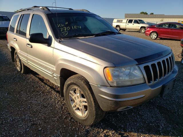 Vehiculos salvage en venta de Copart Bismarck, ND: 1999 Jeep Grand Cherokee