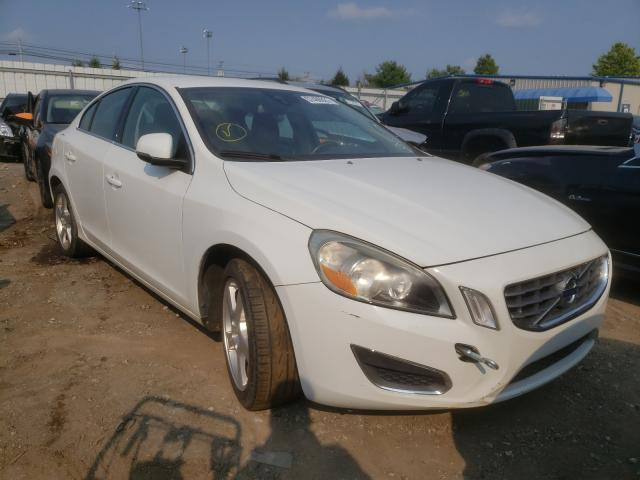 Salvage cars for sale at Finksburg, MD auction: 2012 Volvo S60 T5