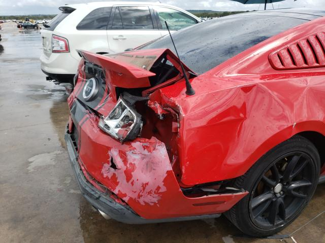 2010 FORD MUSTANG GT 1ZVBP8CH6A5141435