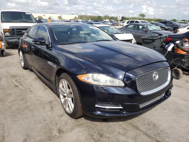 Jaguar Vehiculos salvage en venta: 2012 Jaguar XJL