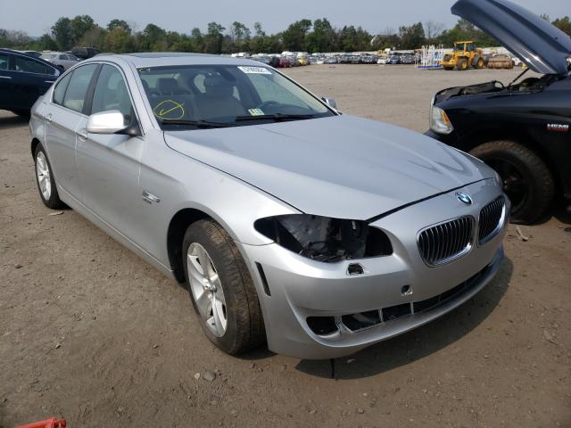 Salvage cars for sale from Copart Pennsburg, PA: 2012 BMW 528 XI