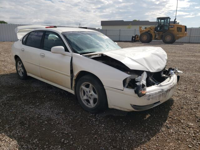 Vehiculos salvage en venta de Copart Bismarck, ND: 2005 Chevrolet Impala LS