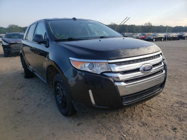 Ford salvage cars for sale: 2013 Ford Edge SEL