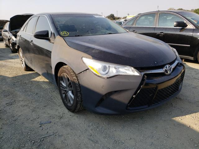 Salvage cars for sale from Copart Antelope, CA: 2015 Toyota Camry LE