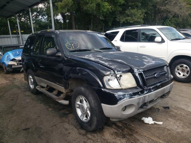 Salvage cars for sale from Copart Austell, GA: 2001 Ford Explorer S