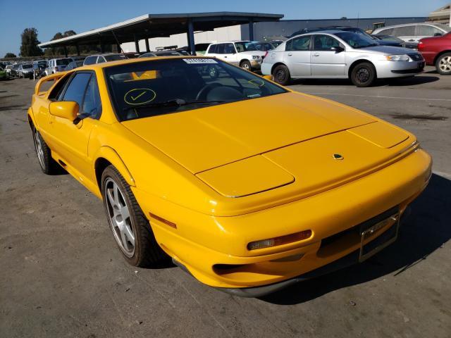 Lotus salvage cars for sale: 1998 Lotus Esprit