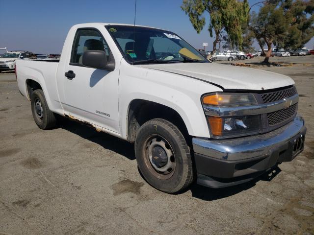 Vehiculos salvage en venta de Copart Martinez, CA: 2005 Chevrolet Colorado