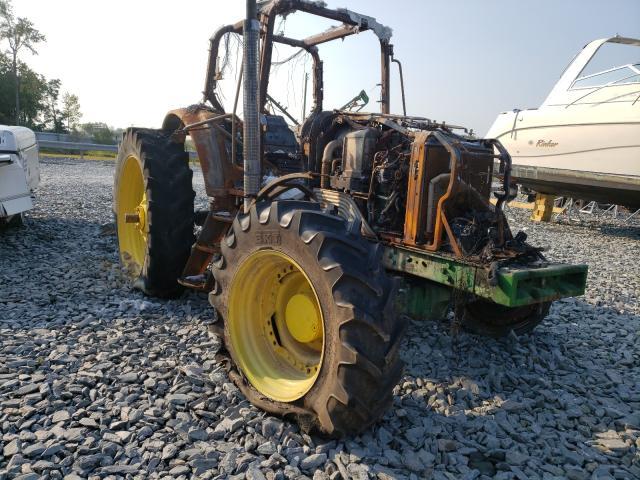 John Deere salvage cars for sale: 2010 John Deere Tractor