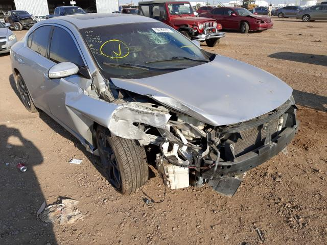 Salvage cars for sale from Copart Phoenix, AZ: 2014 Nissan Maxima S