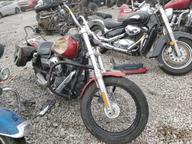 Salvage motorcycles for sale at Hueytown, AL auction: 2012 Harley-Davidson Fxdb Dyna