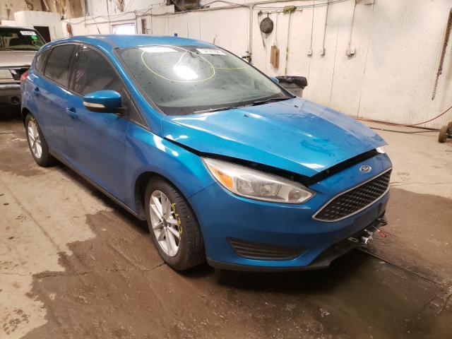 2016 Ford Focus SE en venta en Casper, WY