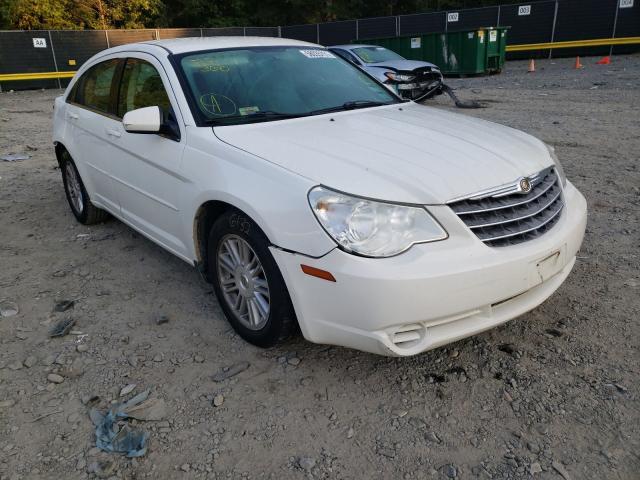 Chrysler Sebring salvage cars for sale: 2007 Chrysler Sebring