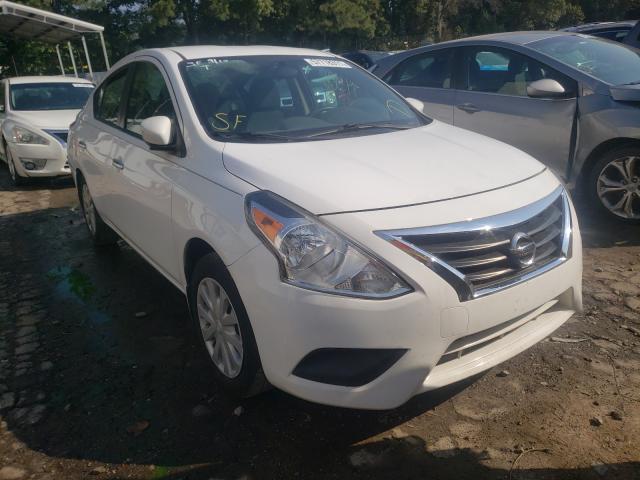 Vehiculos salvage en venta de Copart Austell, GA: 2015 Nissan Versa S