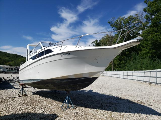 Salvage boats for sale at West Warren, MA auction: 1991 Renk Cuddy