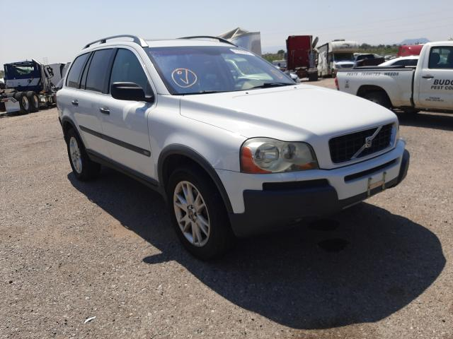 Salvage cars for sale at Tucson, AZ auction: 2005 Volvo XC90