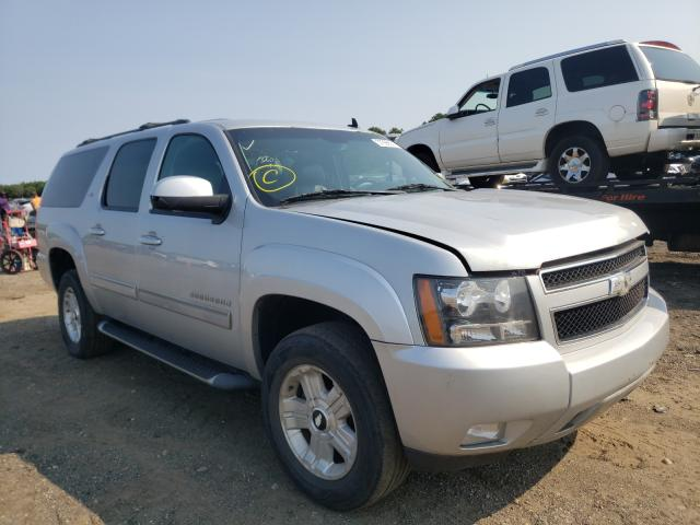 Salvage cars for sale from Copart Brookhaven, NY: 2013 Chevrolet Suburban K