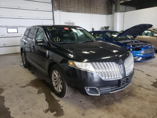Salvage cars for sale from Copart Blaine, MN: 2011 Lincoln MKT