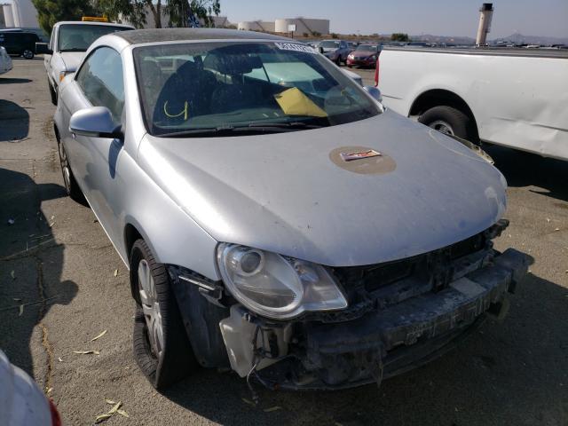 Vehiculos salvage en venta de Copart Martinez, CA: 2008 Volkswagen EOS Turbo