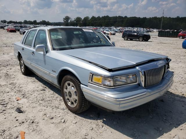 Lincoln salvage cars for sale: 1997 Lincoln Town Car S