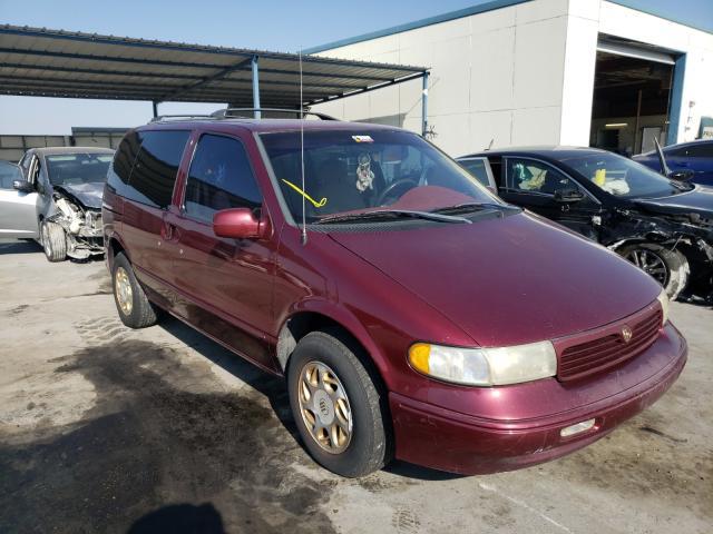 Mercury Villager salvage cars for sale: 1998 Mercury Villager