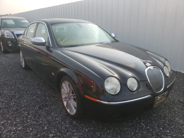 Jaguar S-Type salvage cars for sale: 2008 Jaguar S-Type