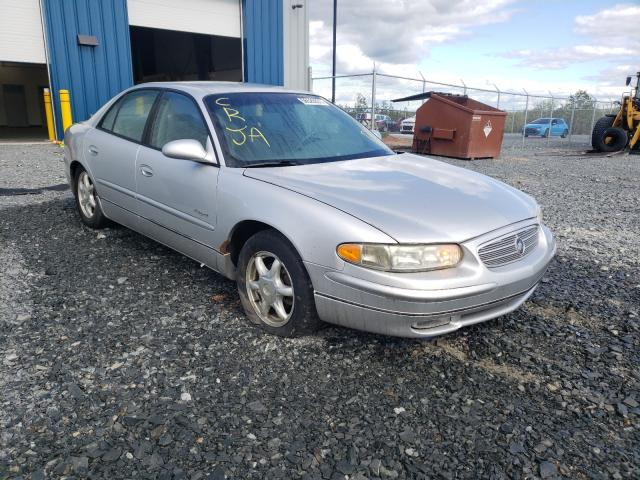 Salvage cars for sale from Copart Cow Bay, NS: 2000 Buick Regal GS