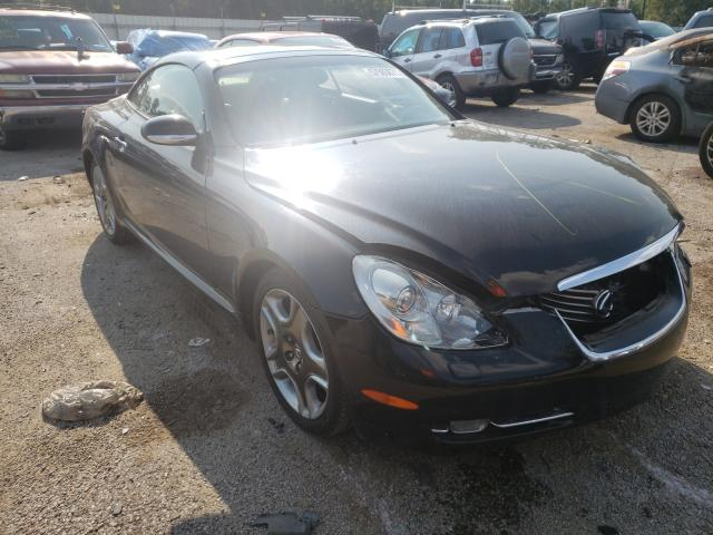 Salvage cars for sale at Harleyville, SC auction: 2006 Lexus SC 430
